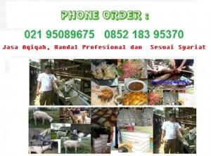 paket kambing aqiqah tangerang