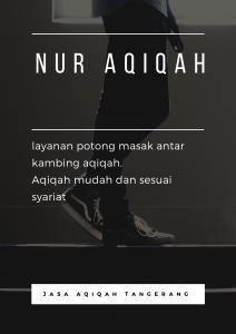 jasa aqiqah tangerang terbaik