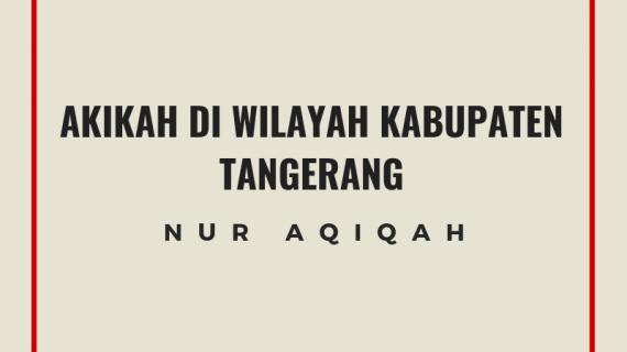 paket akikah di wilayah kabupaten tangerang