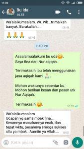 Jasa Layanan aqiqah tangerang Terbaik di Tangerang
