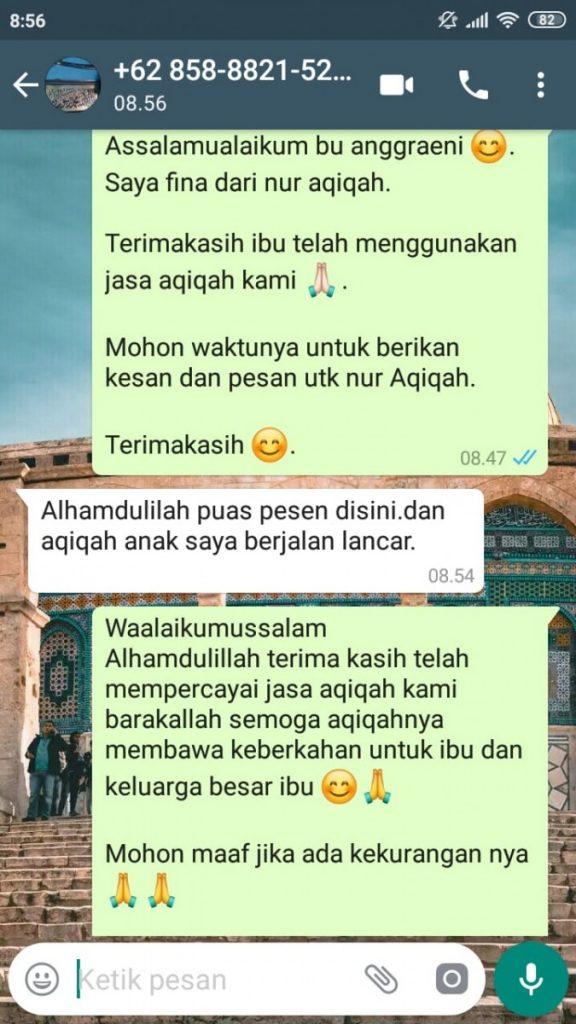 Kambing Akikah Kota Tangerang Selatan