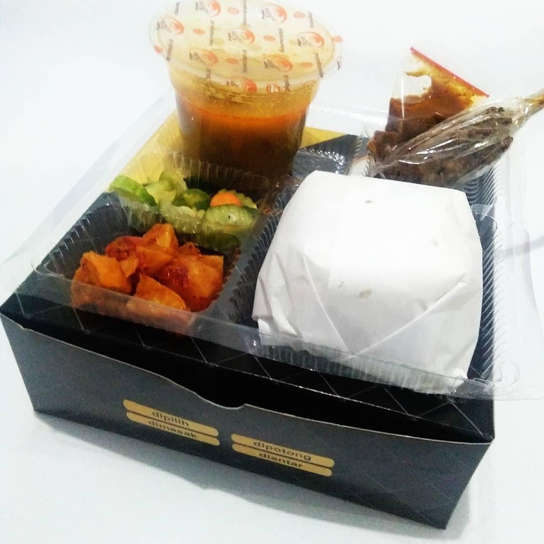 Paket Snack Box Dan Paket Nasi Kotak
