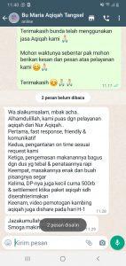 paket aqiqah jabodetabek 20211